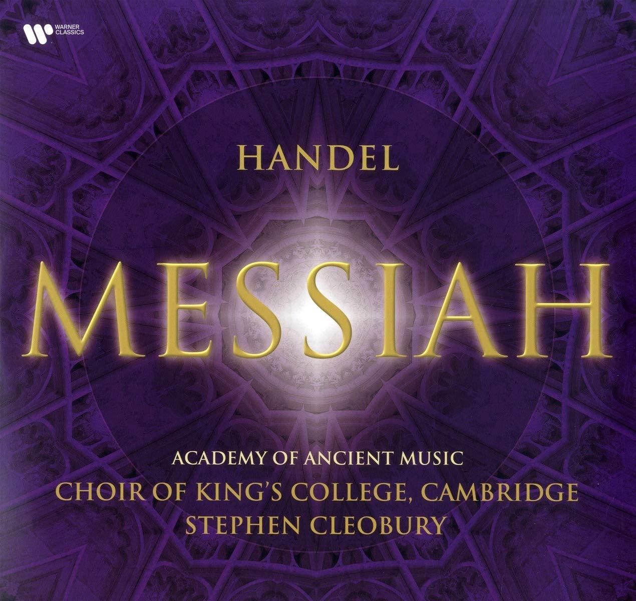 Handel: Messiah [Vinilo]
