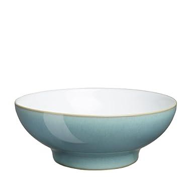 Denby Azure Medium Serving Bowl
