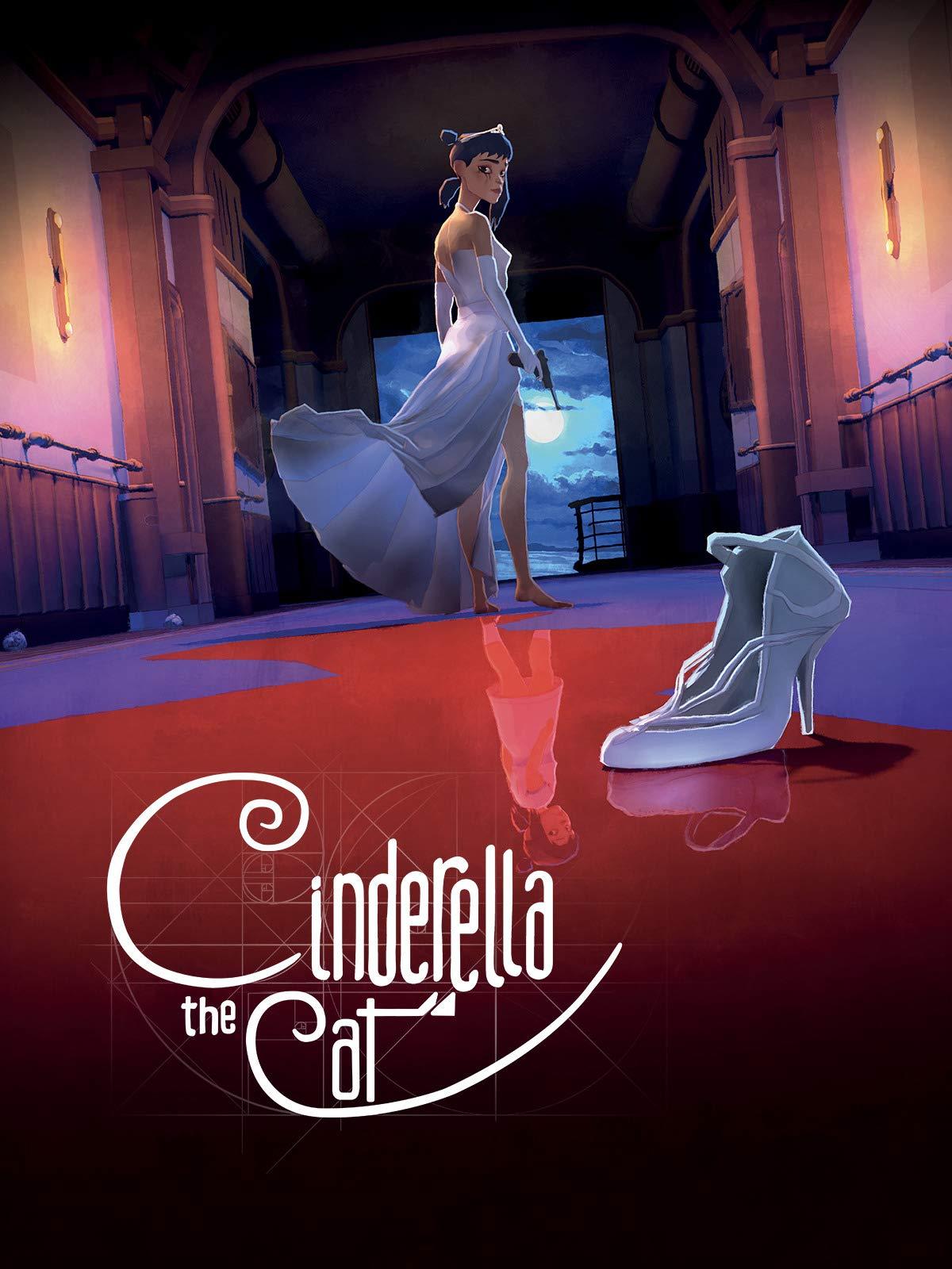 Cinderella the Cat - Gatta Cenerentola on Amazon Prime Video UK