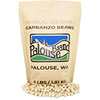 Garbanzo Beans • Chickpeas • Non-GMO Project Verified • 4 lb • 100% Non-Irradiated...