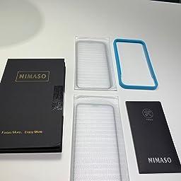 Amazon ブルーライトカット 2枚セット Nimaso Iphone 11 Iphone Xr 用 全面保護フィルム 強化ガラス フルカバー 保護フィルム ガイド枠付き 6 1 インチ Iphone11 Iphonexr 用 フィルム スクリーンプロテクター 通販
