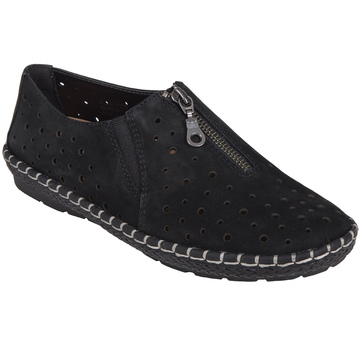 Earth Shoes Callisto B079622PDB 9 B(M) US|Black