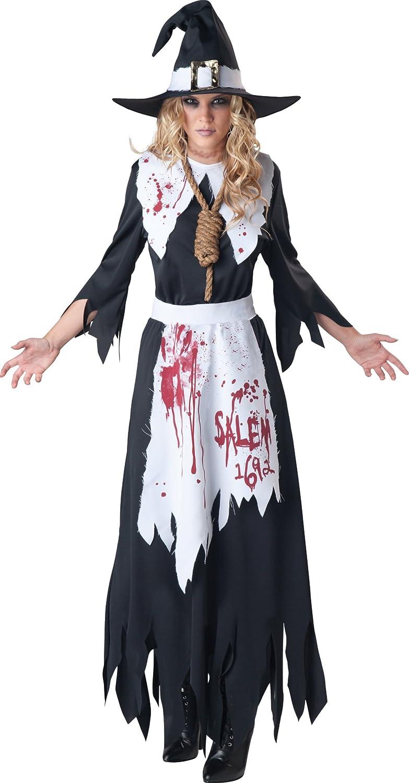 Amazon.com: InCharacter Costumes Women's Salem Witch: Clothing