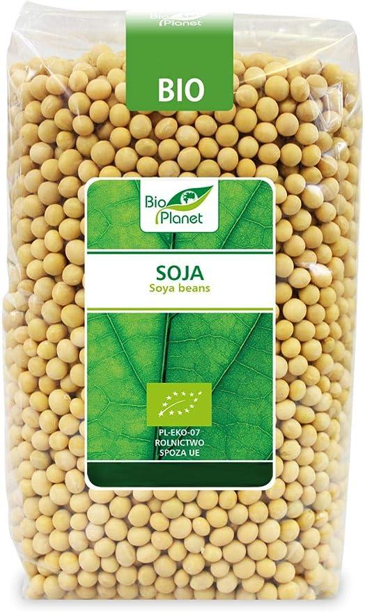 Soja BIO 1 kg - BIO PLANET: Amazon.es: Alimentación y bebidas