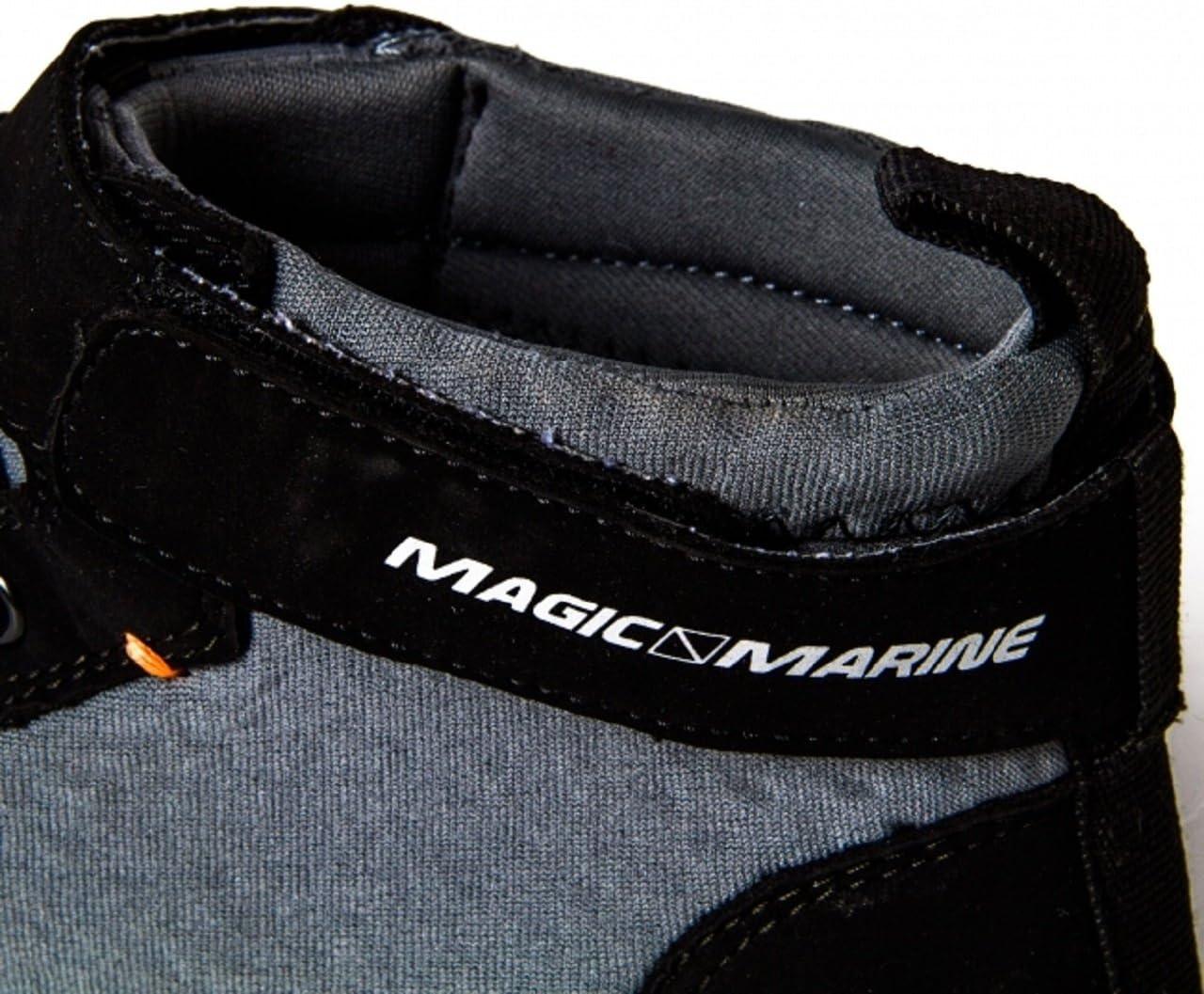 Magic Marine Damen Herren Neopren Sneaker High Deckies Bootsschuhe