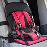 Kuuboo Convertible Baby Child Car Safety Booster Seat Group Car Baby Safety Seat Strap Belt Harness Chest Child Clip Buckle Latch Nylon, Lock Tite Harness Clip