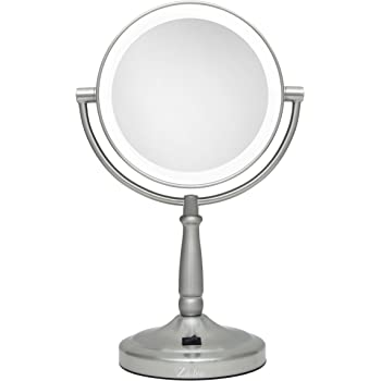 Amazon Com Zadro Cordless Dual Sided Led Lighted Vanity