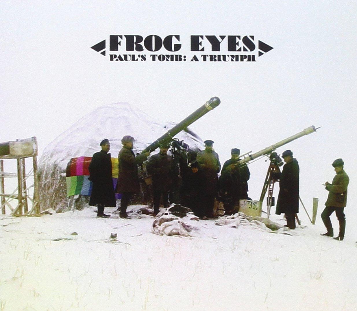 CD : Frog Eyes - Paul's Tomb: A Triumph (CD)