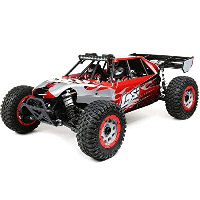Losi RC Truck 1/5 DBXL-E 2.0 4WD Desert Buggy Brushless RTR with Smart, Body, LOS05020T2: Toys & Games