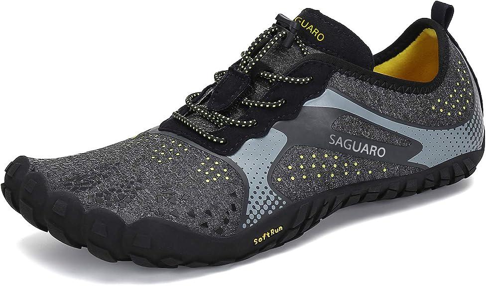 6. Saguaro Men's Women's Barefoot Trail Running Shoe