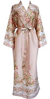 Amazon.com  838 - Plus Size Peacock Japanese Women Kimono Sleep Robe ... 21ed12094