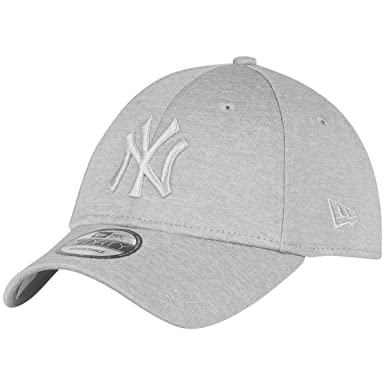 d4f76710c72e5 New Era 9Forty Cap - JERSEY New York Yankees heather gris: Amazon.fr ...