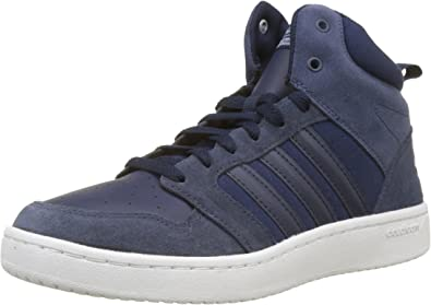 adidas Cloudfoam Super Hoops Mid, Baskets Hautes Homme