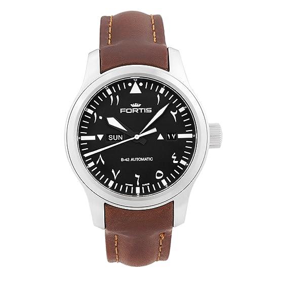 Fortis B-42 Flieger - Reloj automático para Hombre 786.10.61 L18