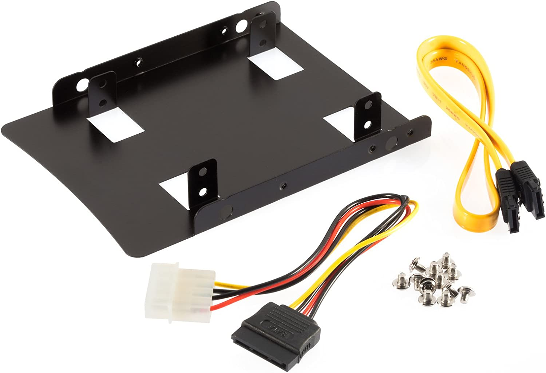 PoppStar 1004461 - Kit de Montaje para Disco Duro/SSD Interno de 2.5