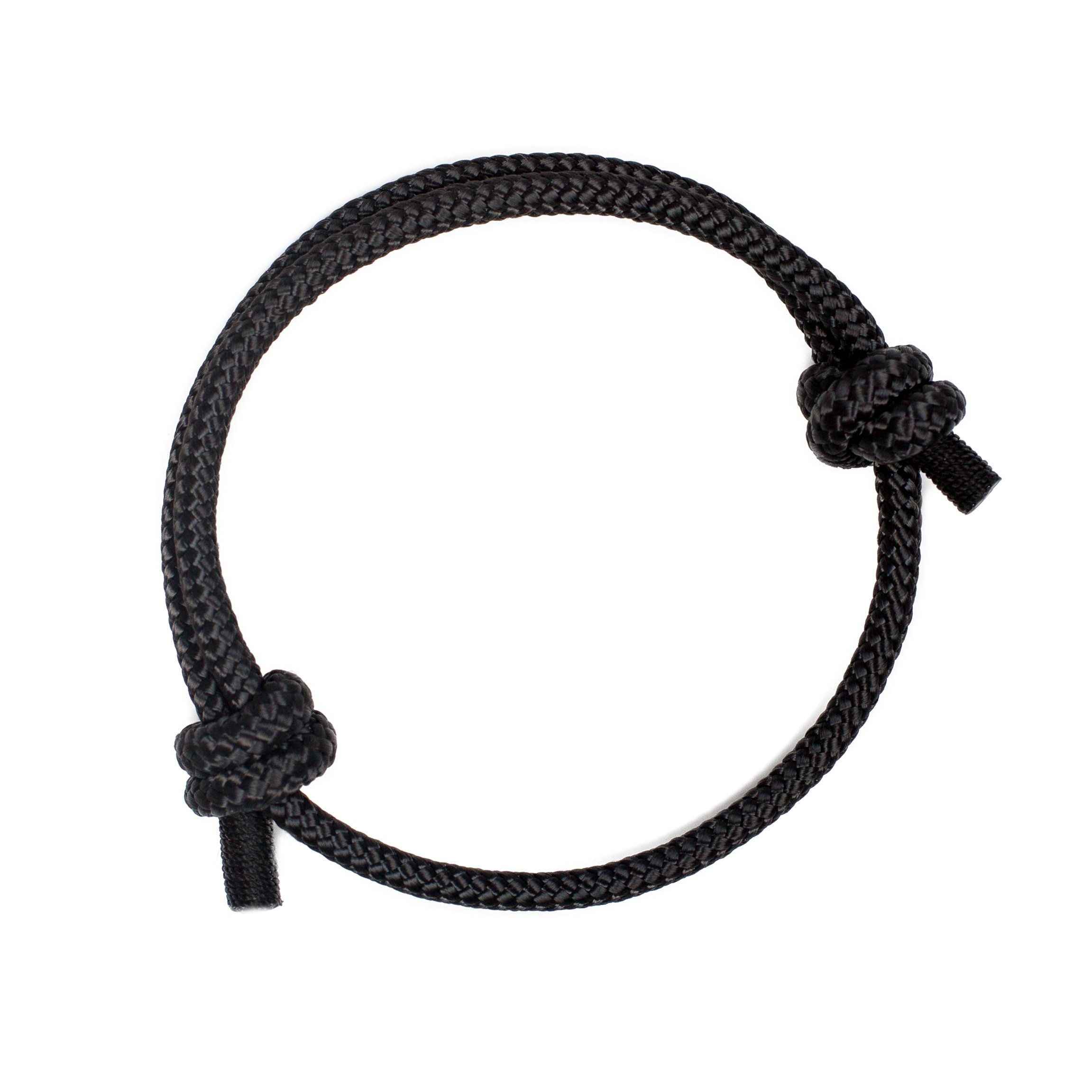 Wind Passion Black Braided Bracelet for Stylish Men