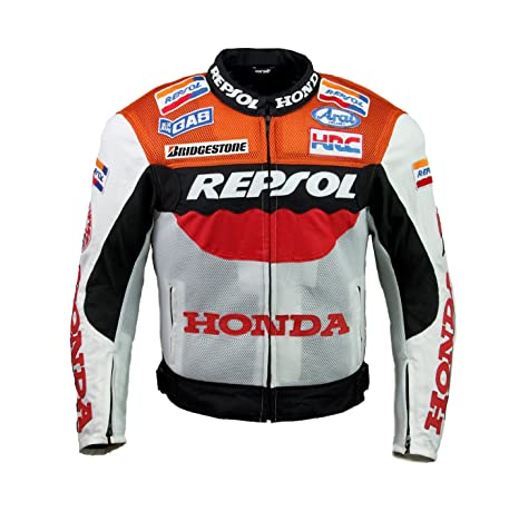 Honda Repsol Team Textile Jacket (XXL,EU58)