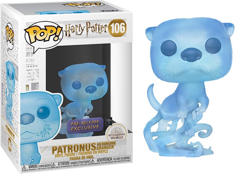 Funko- Pop Harry Potter – Patronus Hermione Figura Coleccionable, Multicolor (46996)