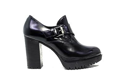 Janet Sport stub femmes chaussures à talons hauts 38928 38928 38928 noir lego 5fffb9