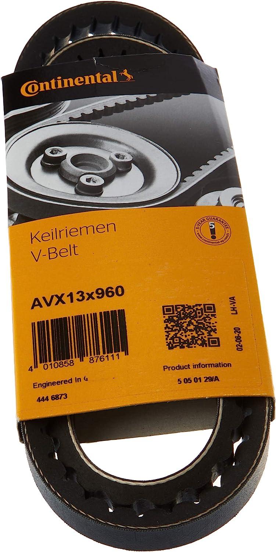Contitech Avx13x960 V Belt Auto