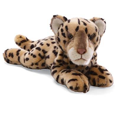 "Gund Leopard 6"" Plush - Medium: Toys & Games"
