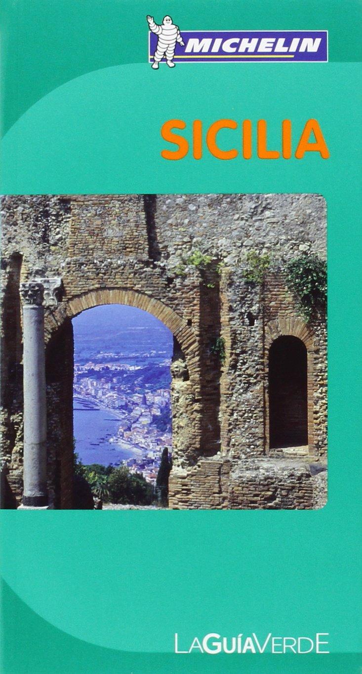 Pack Guía Verde Sicilia con Mapa Tráfico La Guía Verde Michelin ...