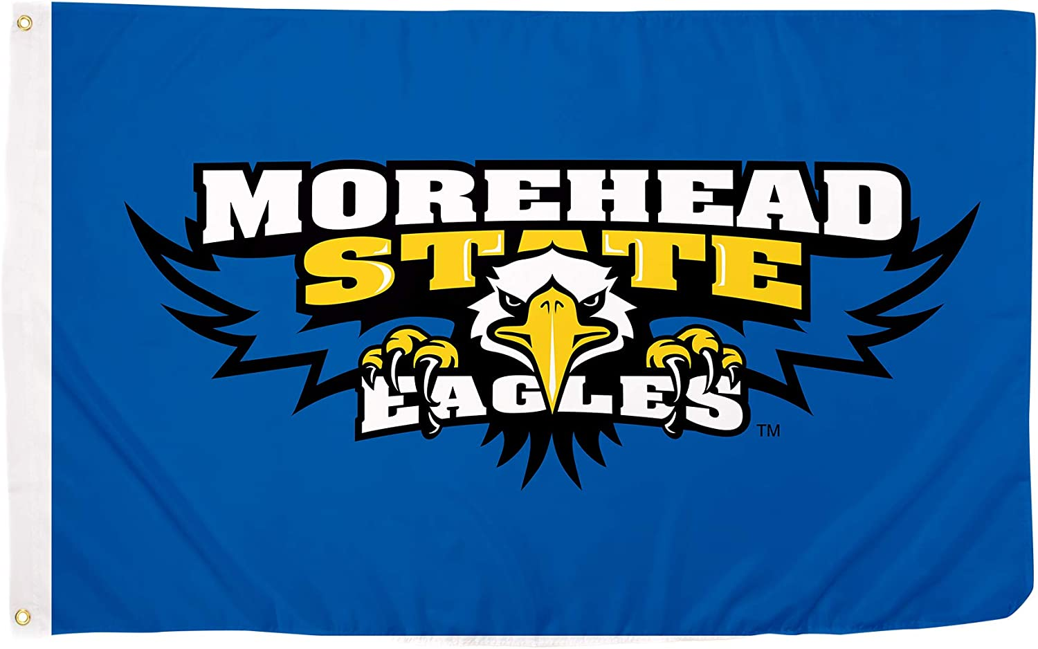 Desert Cactus Morehead State University MSU Eagles NCAA 100% Polyester Indoor Outdoor 3 feet x 5 feet Flag (Morehead State University)