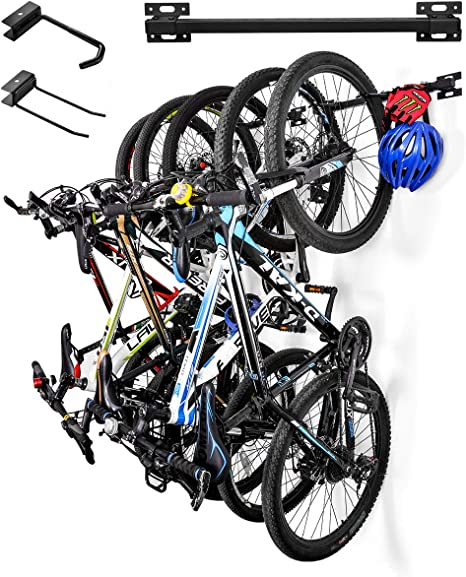 Sunix Soporte de almacenamiento para bicicleta, colgador de ...