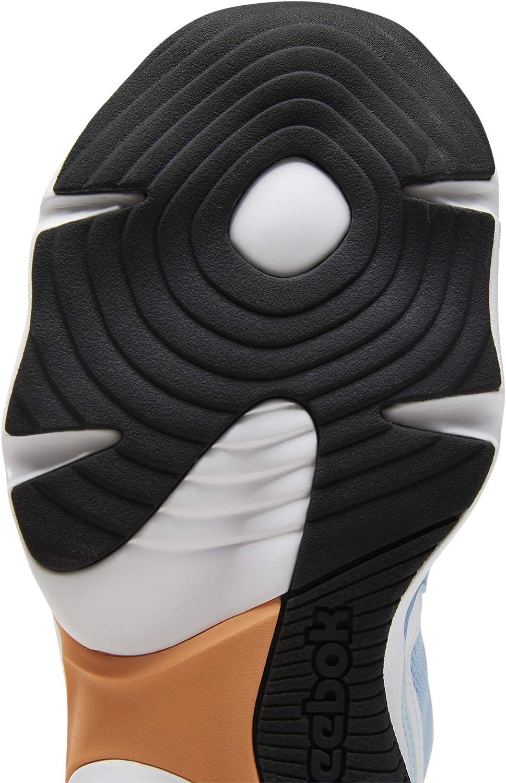 Reebok Royal Turbo Impulse, Basket Femme Multicolore Blanc Glablu Flublu