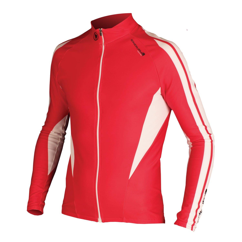 Endura FS260-Pro Roubaix Jacket Red Medium E3065
