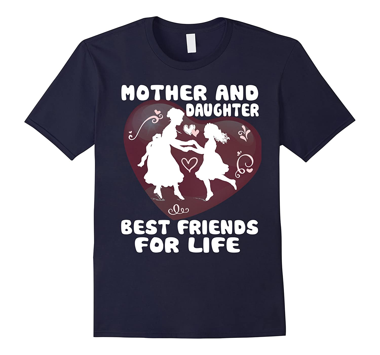 Dance Dab Mother And Daughter T-Shirt Gift For Mothers Day-Vaci
