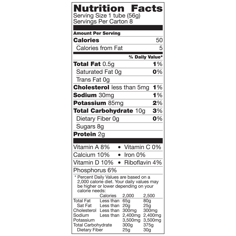 Yoplait, Go-Gurt Simply Strawberry Portable Low Fat Yogurt Tubes, 16 oz: Amazon.com: Grocery & Gourmet Food