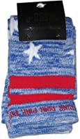 Victoria's Secret PINK! Knee High Sock Blue Patriotic