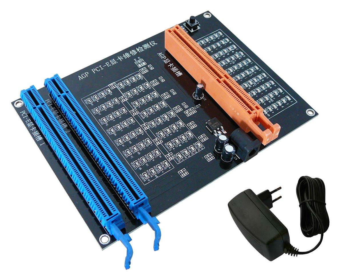 Kalea Informatique - Comprobador para tarjeta gráfica ...