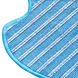 BettaWell Replacement Mopping Cloths for Ecovacs