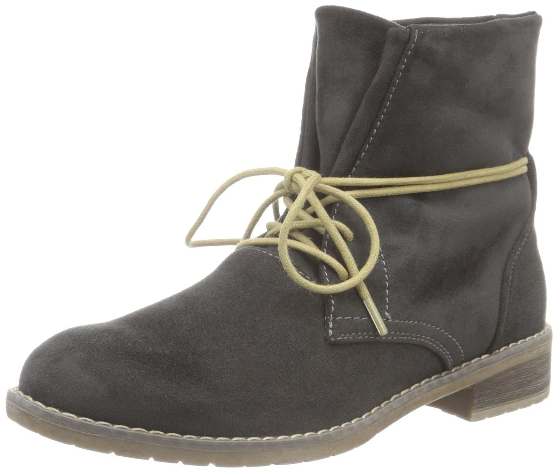 JANE Desert KLAIN Gris Schnürstiefelette, Desert Boots Femme Gris Boots (250 Dk.grey) 85d6a59 - fast-weightloss-diet.space
