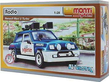 Vista vista0105 - 13 ms 13 Radio Set de construcción: Amazon.es: Juguetes y juegos