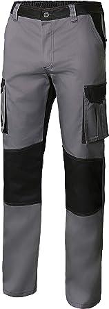 Velilla Pantalon Bicolor Multibolsillos 103020b Hombre Amazon Es Bricolaje Y Herramientas