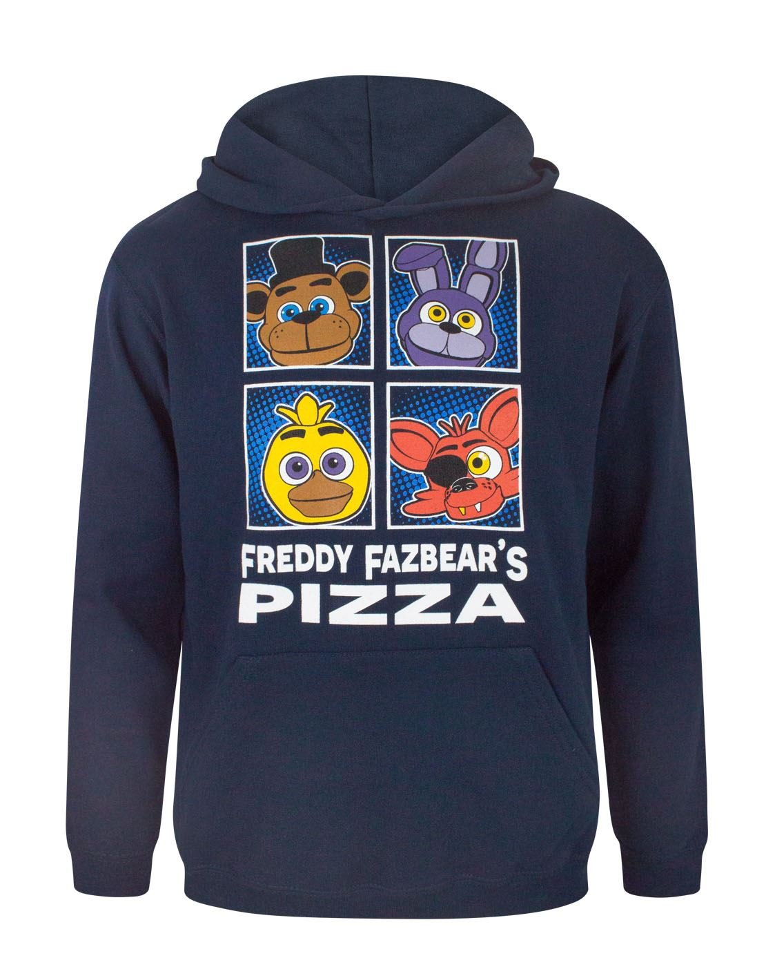 Five Nights At Freddy/'s Panels Boy/'s Hoodie