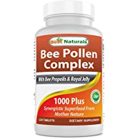 Amazon Best Sellers: Best Royal Jelly Nutritional Supplements