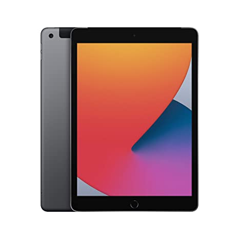 Buy New Apple iPad (10.2-inch, Wi-Fi + Cellular, 32GB) - Space Grey (Latest  Model, 8th Generation) Online at Low Prices in India - Amazon.in