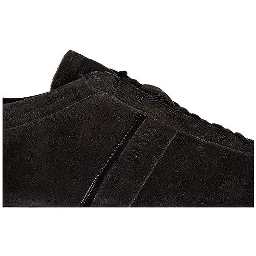 Prada Scarpe Sneakers Uomo camoscio Nuove Grigio  Amazon.it  Scarpe e borse cb859854e61