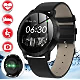 Amazon.com: BOZLUN Smart Watch for Android Phones and ...