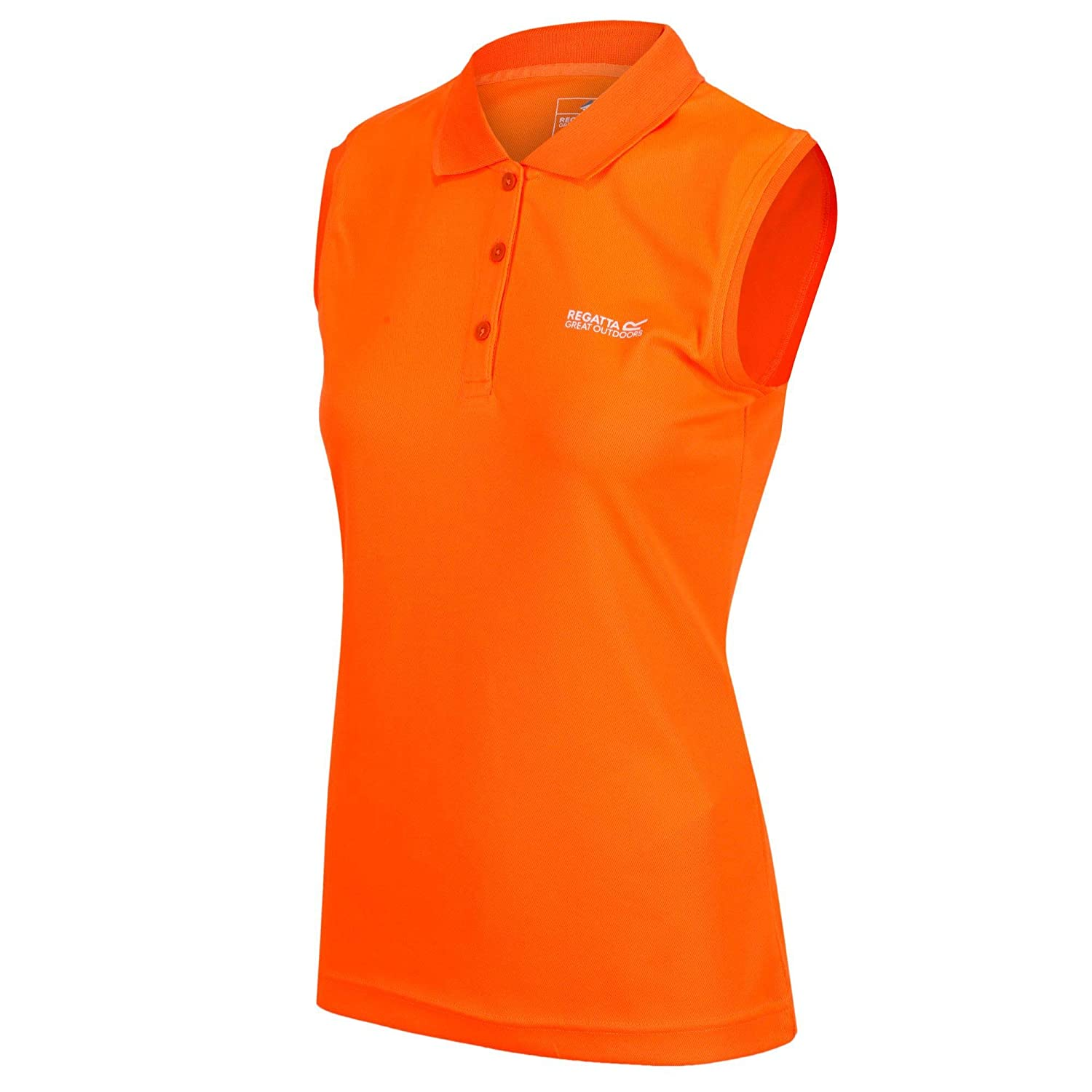 TALLA FR : 2XL (Taille Fabricant : Taille 20). Regatta Tima - Polo sin Mangas para Mujer