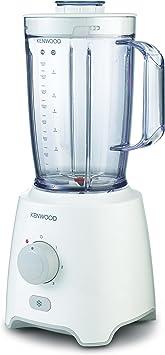 Kenwood BLP400WH Batidora, vaso termoresistente, 650 W
