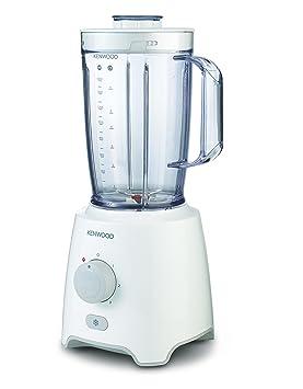 Kenwood BLP402WH Batidora de vaso, 650W, 2 L, plástico, 3 velocidades, color blanco: Amazon.es: Hogar