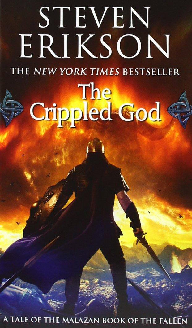 Malazan Book of the Fallen 10. The Crippled God