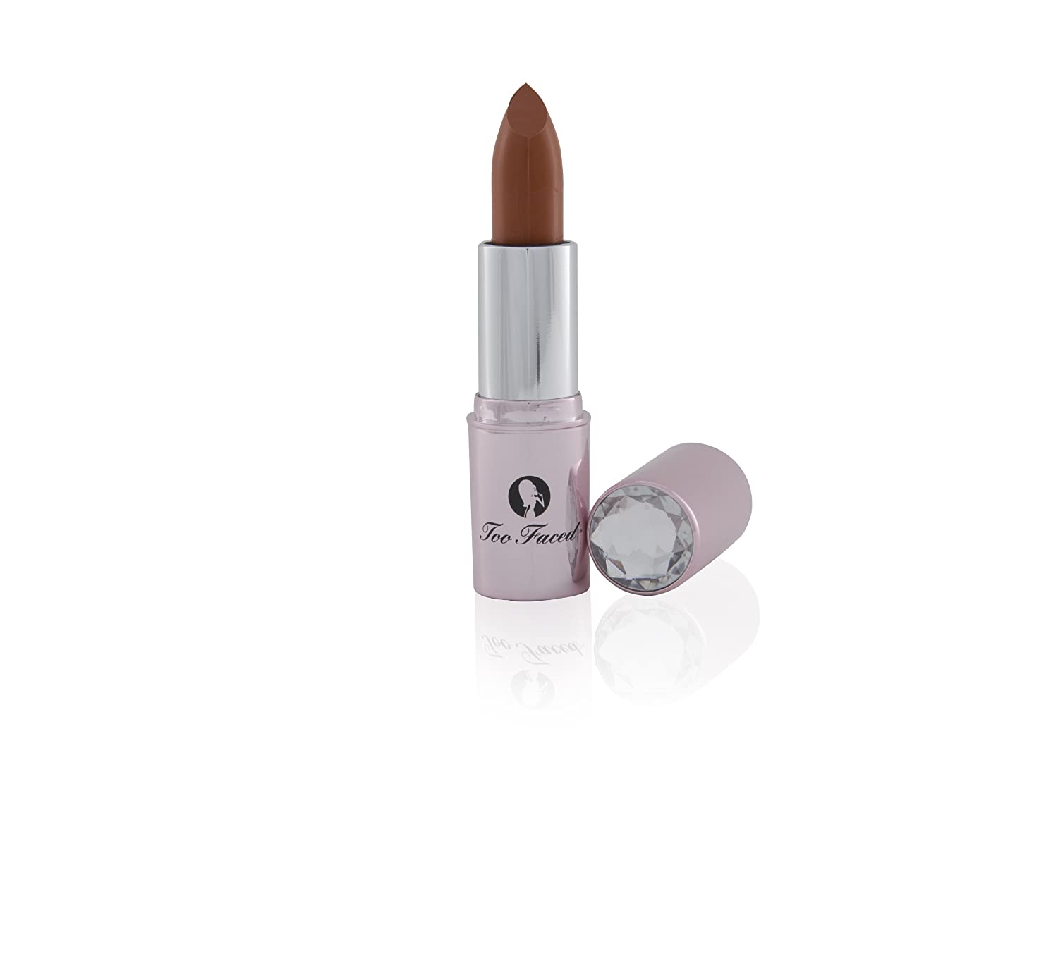 Too Faced Cosmetics Lip of Luxury Lipstick, Totally Nude, 0.12-Ounce