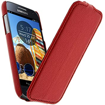 Housse grainé Galaxy S4 Mini I9190