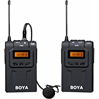 Boya BY-WM6 UHF Profesyonel Wireless Mikrofon